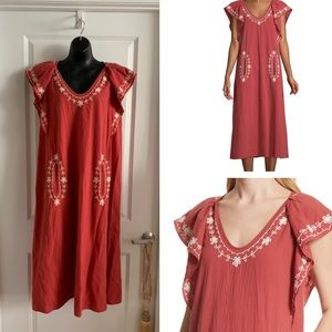 NWT The Vineyard Dress THE GREAT Size 1